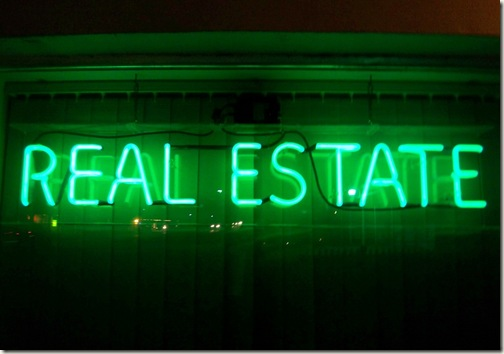 Real estate Neon Sign Bonita Springs