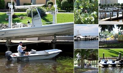 View Cocohatchee River Park Naples, Florida