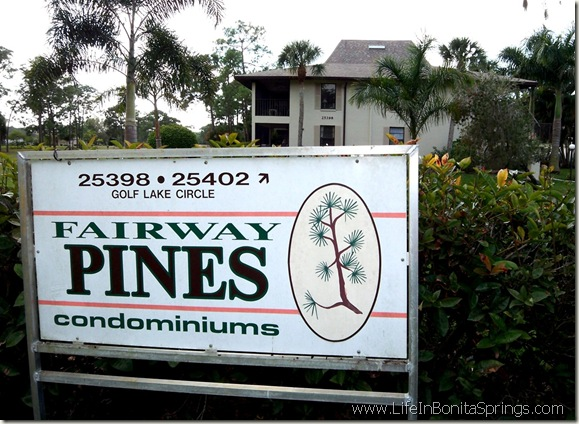 Fairway Pines Bonita Springs