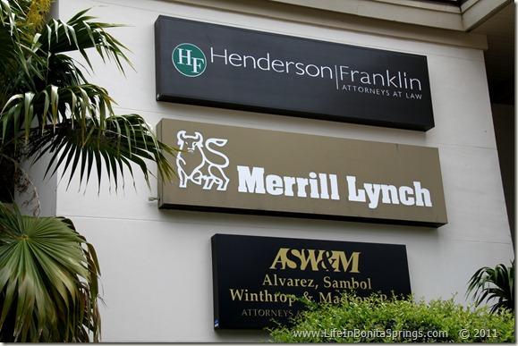 Henderson Franklin Sign