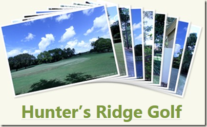 Hunters Ridge Golf Album