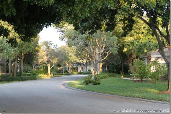 Hidden Harbor Bonita Bay street