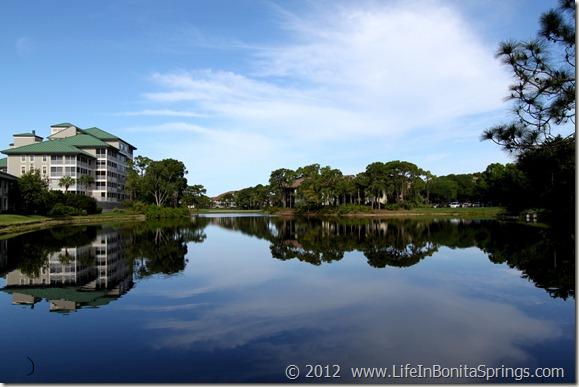 Lake at The Crossings  Bonita Bay