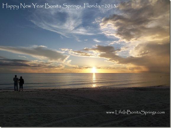 happy new year bonita springs florida 2013