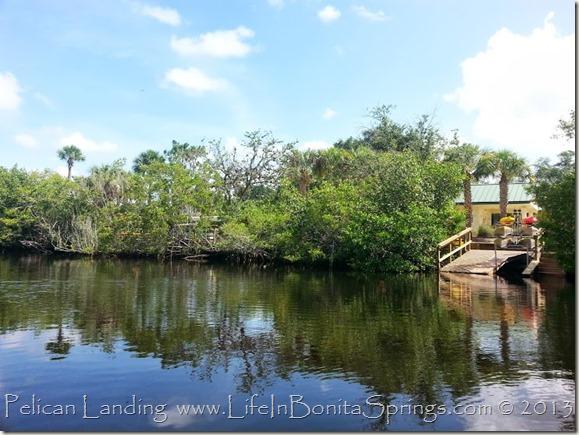 Pelican Landing Canoe Launch