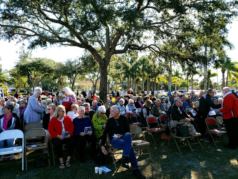 Outdoor Sunday Service Bonita Springs