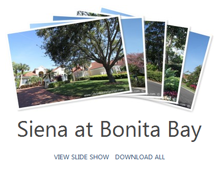 Siena at Bonita Bay
