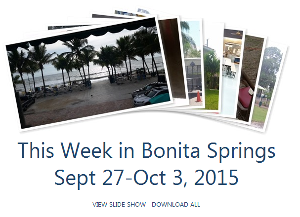 This Week Bonita Springs Fl