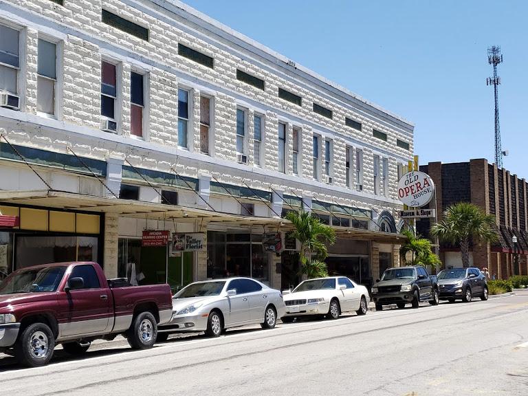 Tour Historic Arcadia Florida