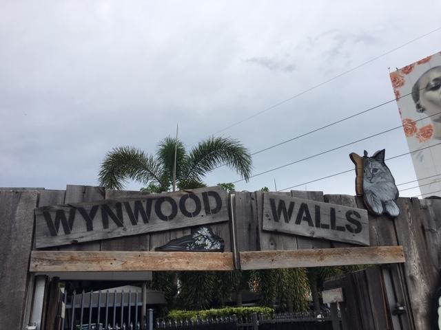Wynwood Walls Diner Miami