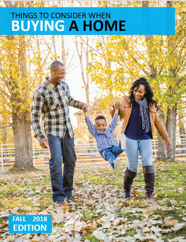 Buying a Home Fall 2018 T