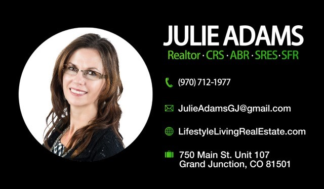 Julie Adams contact information
