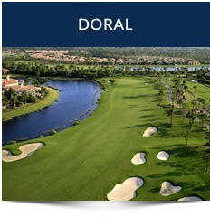 golf course in Doral