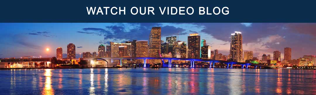 Vlog Link image of Miami Skyline