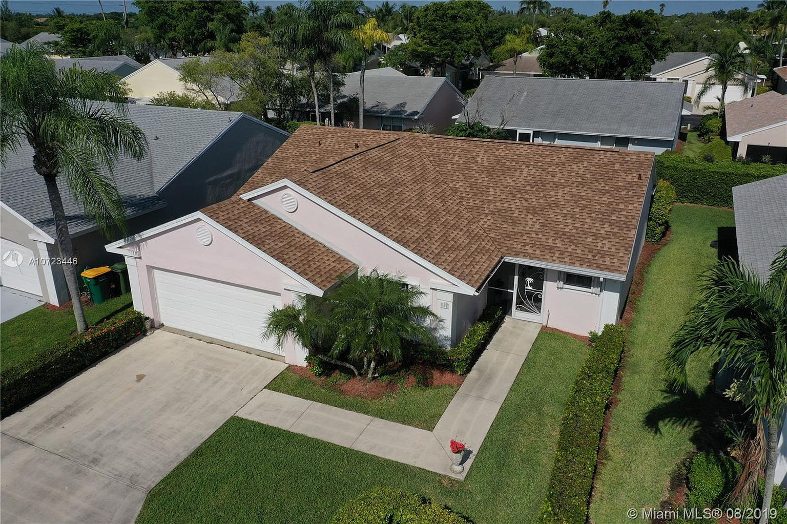 Aerial View of this Property