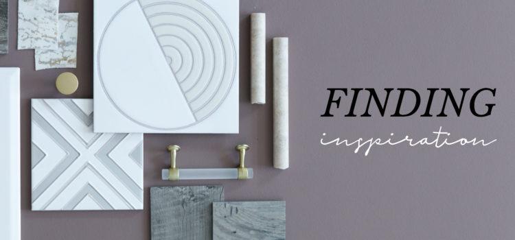 finding inspiration interior design