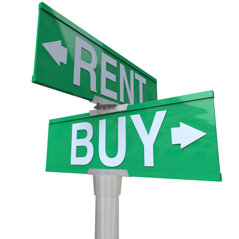 At The Intersection Of Renting Versus Buying