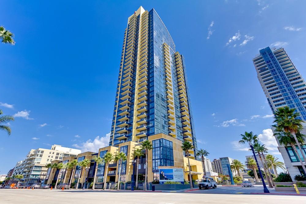 Bayside Condos in San Diego