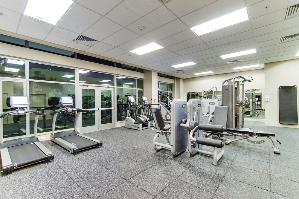 Gym or Fitness Center image in ALTA condos