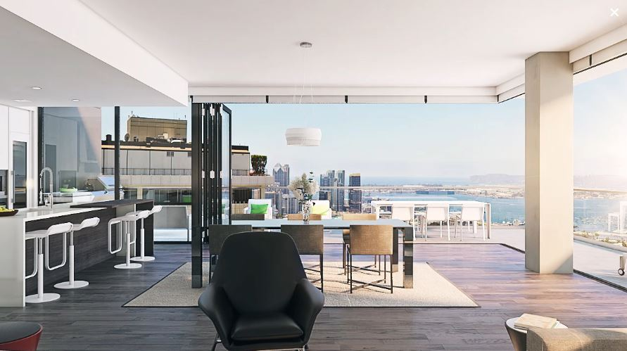 Picture of 41 West Condos - Penthouse