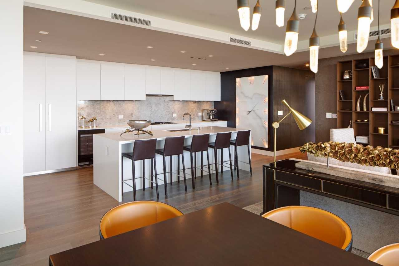 Entertainment Room at The Park Condos San Diego