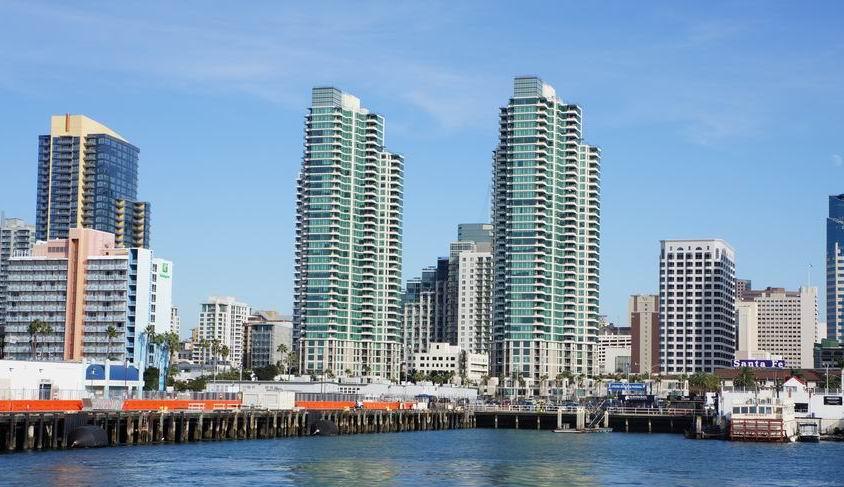 Grande Condominiums Image San Diego