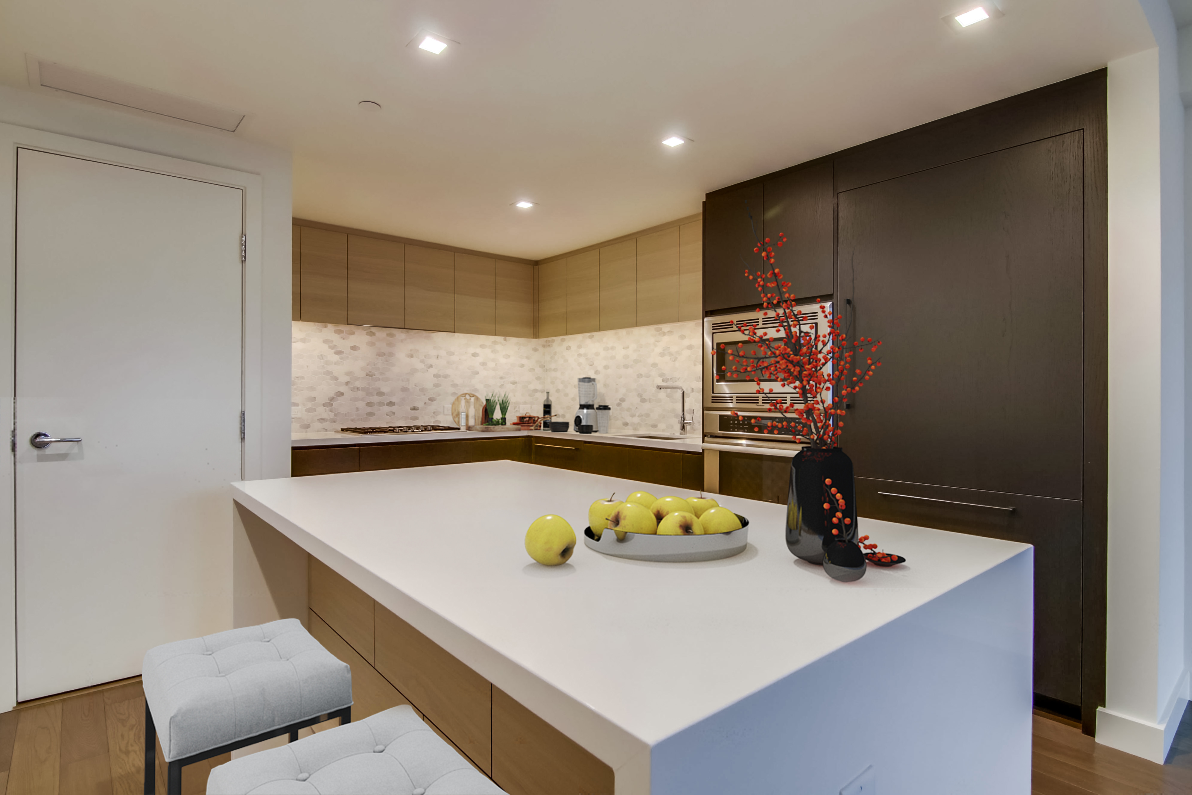 Picture of Kitchen in Savina Condos