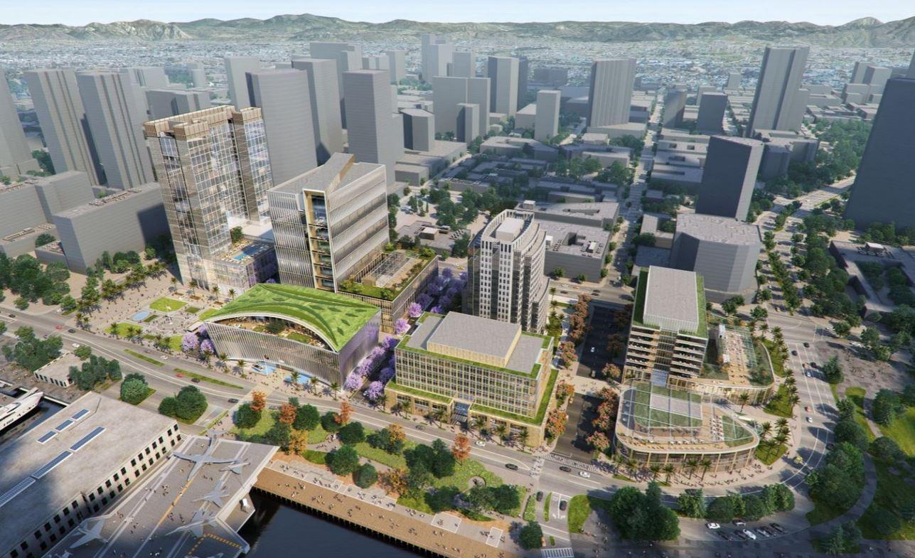RaDD Research and Development District downtown San Diego - Bio Tech IQHQ