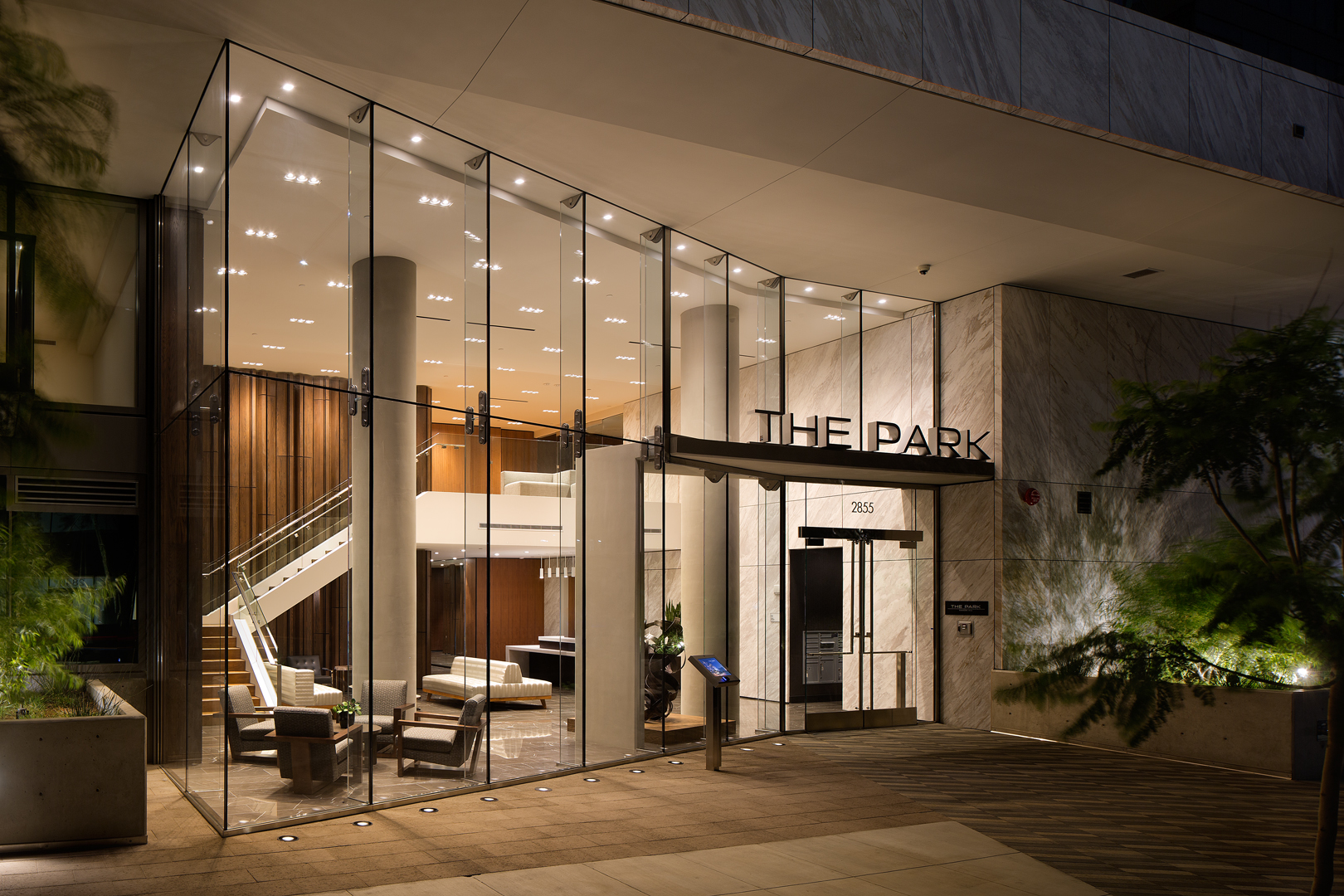 Picture of Lobby at The Park Condos