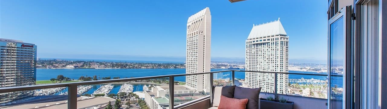 Most Expensive Bay Views Downtown San Diego