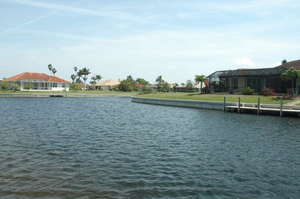 Listing on Riding Rocks - Waterfront Lot with Gulf-Access