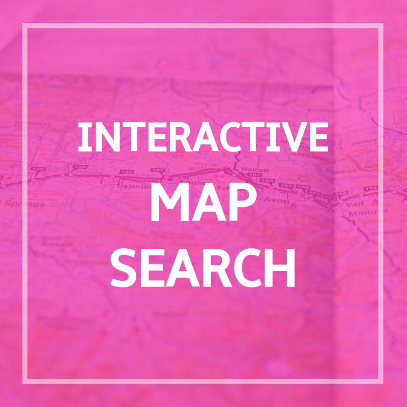 intuly Interactive Map Search