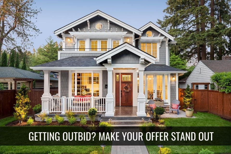 Getting outbid? make your offer stand out