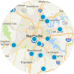 Nolensville Real Estate Map Search