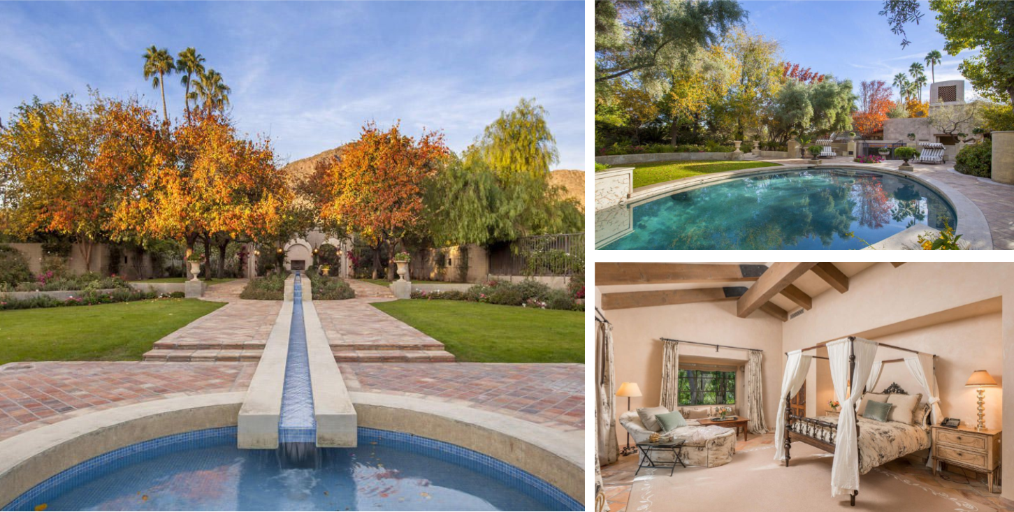 Most expensive homes for sale in the valley for Most expensive house for sale