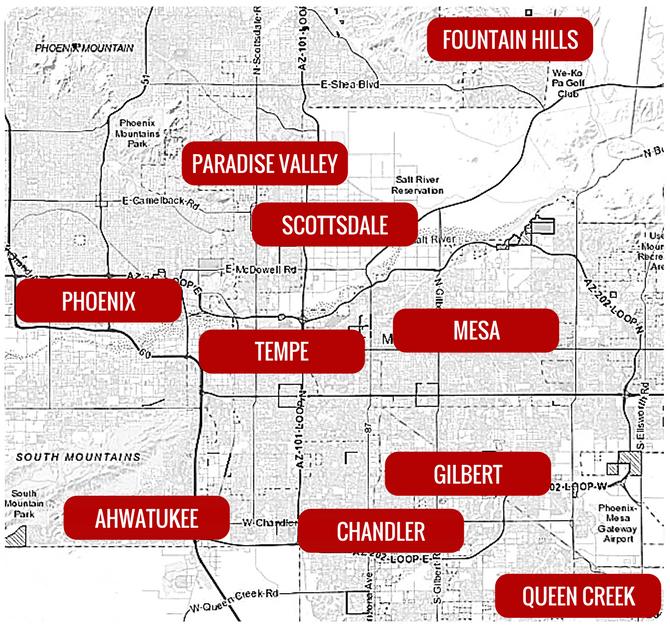 Explore Metro Phoenix