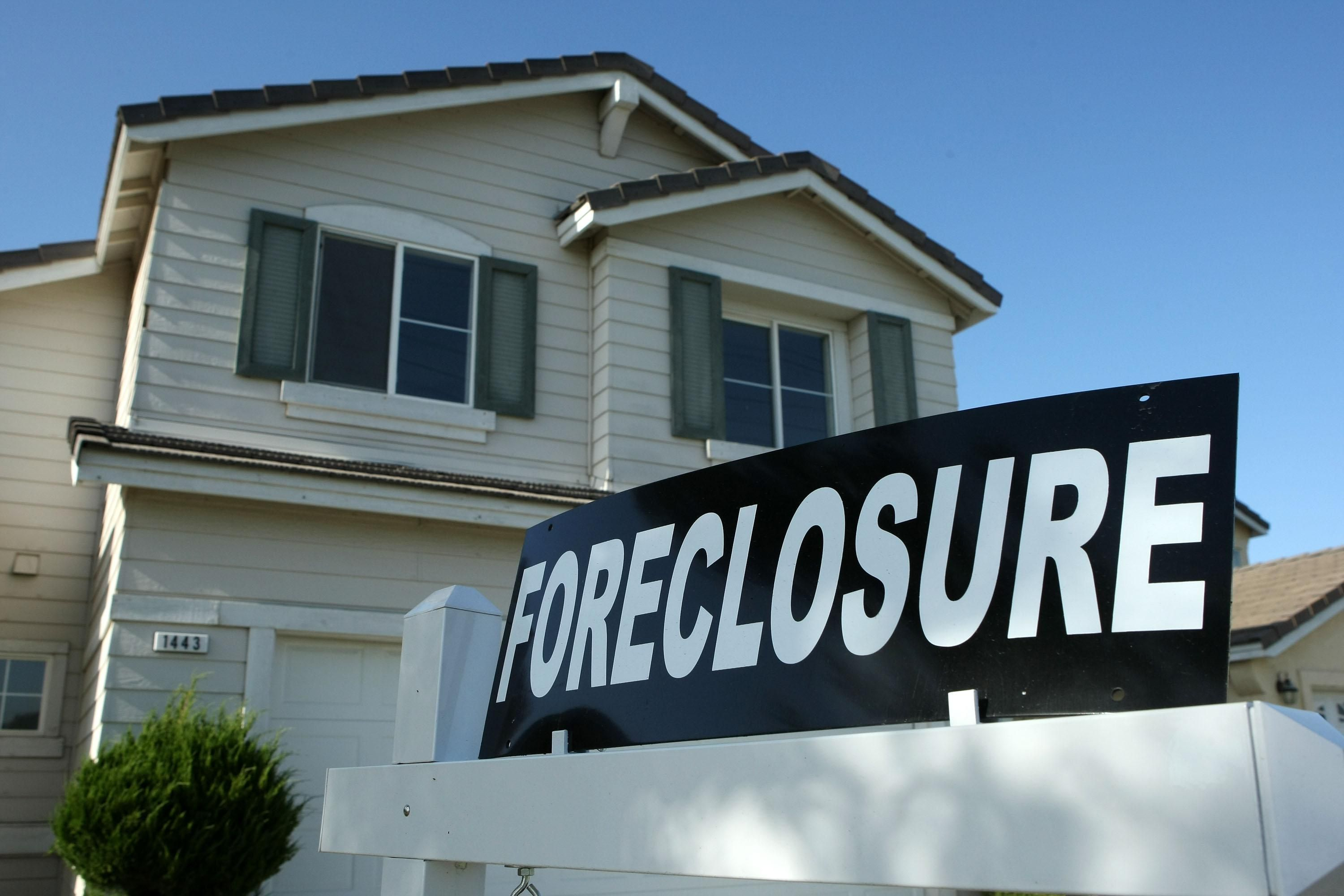 Area Foreclosures