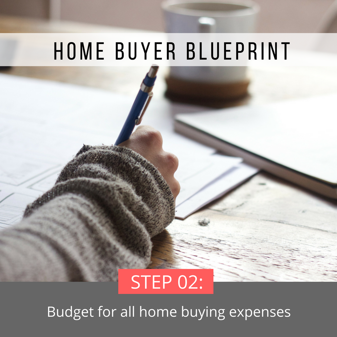 Home Buying Blueprint Step 02