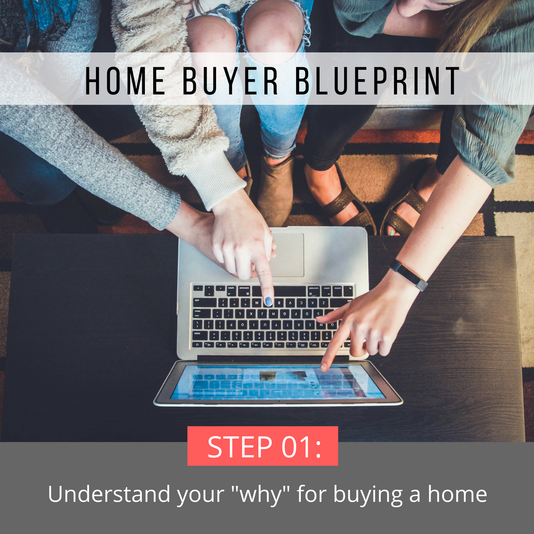 Home Buying Step 1