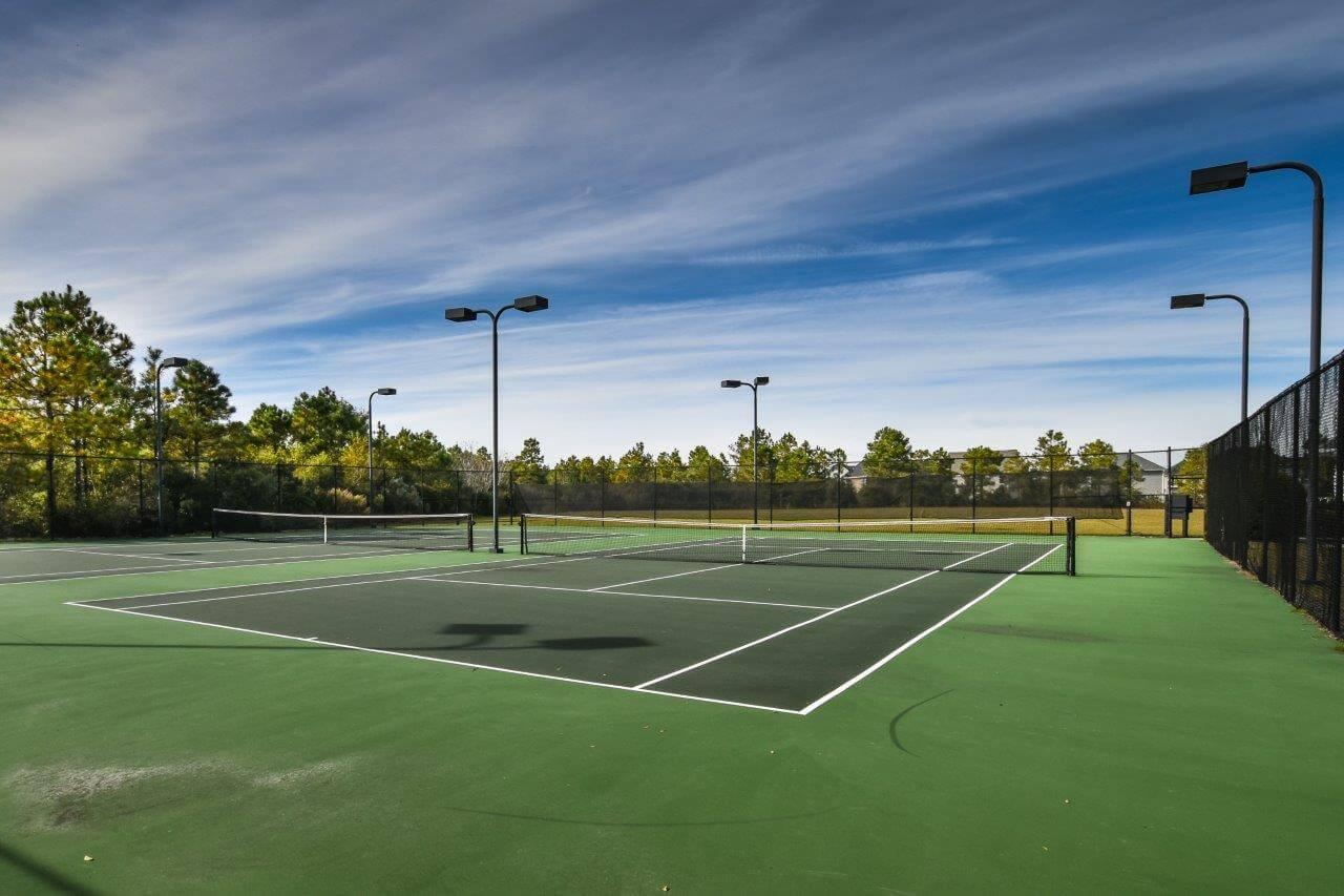 Grayson Park Tennis Leland NC