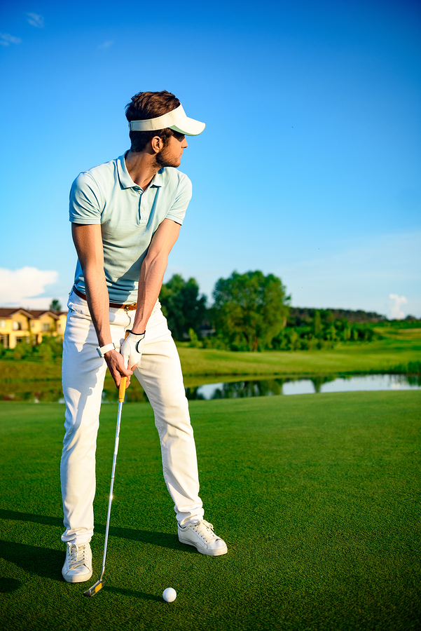 Golf near your Hampstead home at Olde Point Golf Country Club.