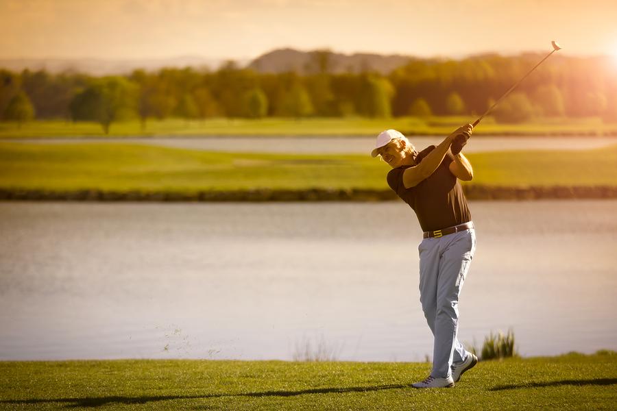 Play golf on Leland real estate at Magnolia Greens.