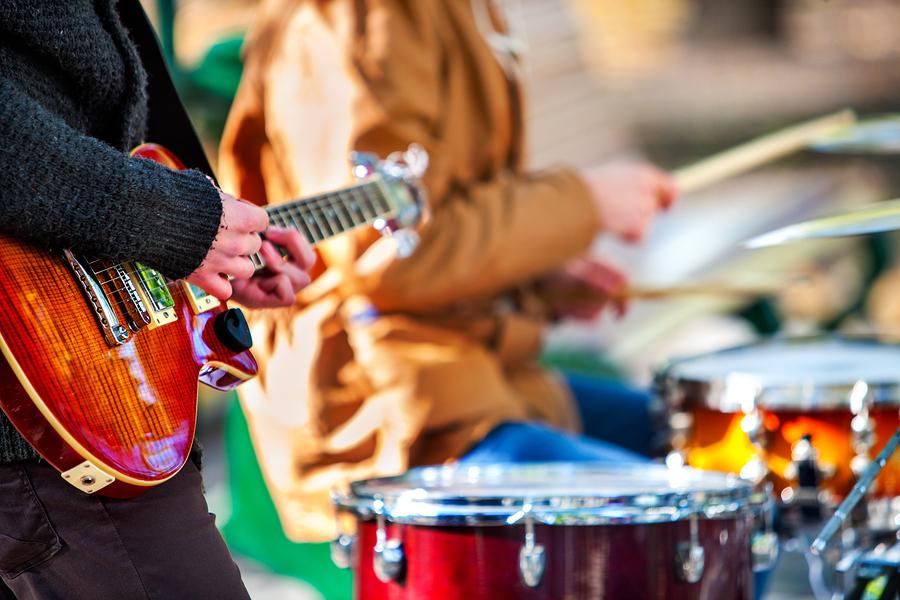Hear live music near your Wilmington home.