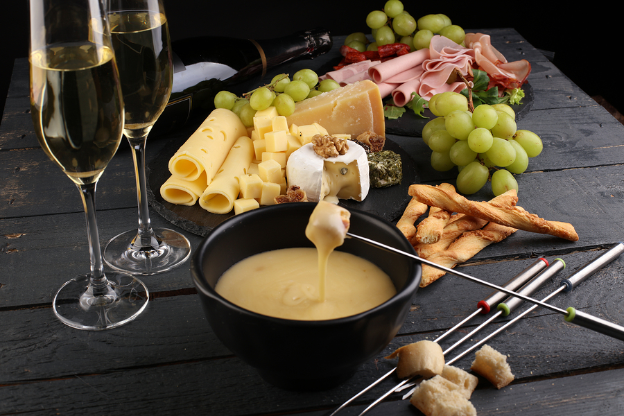 Eat fondue on Wednesday for Ladies Night on Wilmington real estate.