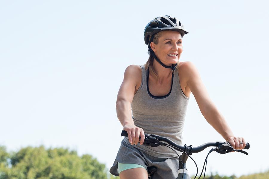 Go biking near your Castle Hayne home.