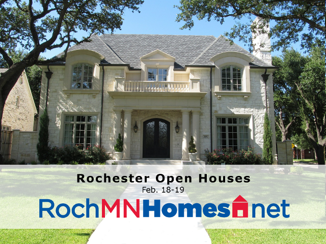 Rochester MN Open Houses