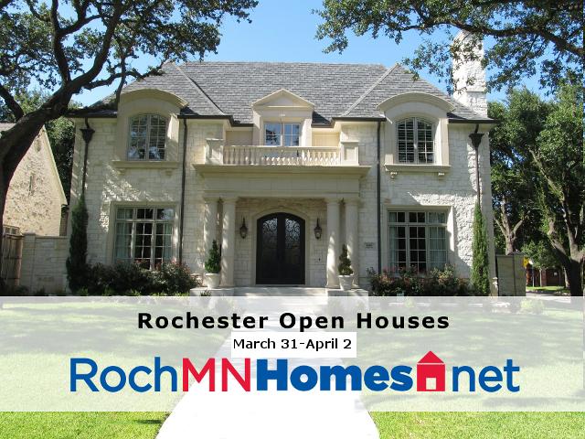 Rochester MN Open Houses