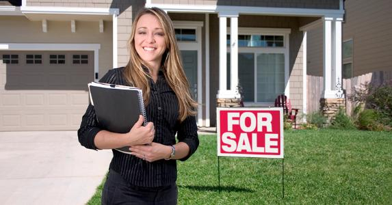 find a real estate agent