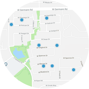Arden Park Real Estate Map Search