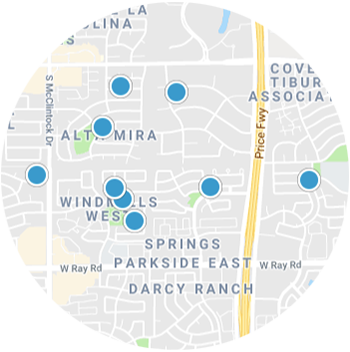 College Park Real Estate Map Search